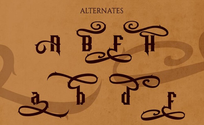 Aesthetic Font Free Download