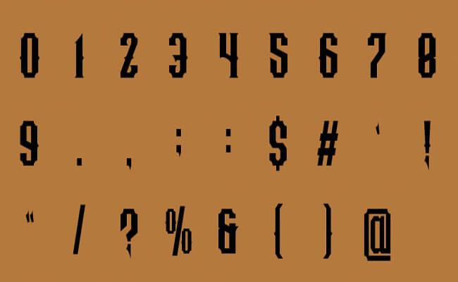 Aesthetic Font Free Zip Download