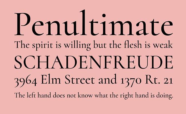 Cormorant Font Free Download