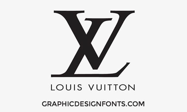 Louis Vuitton Font Family Free Download