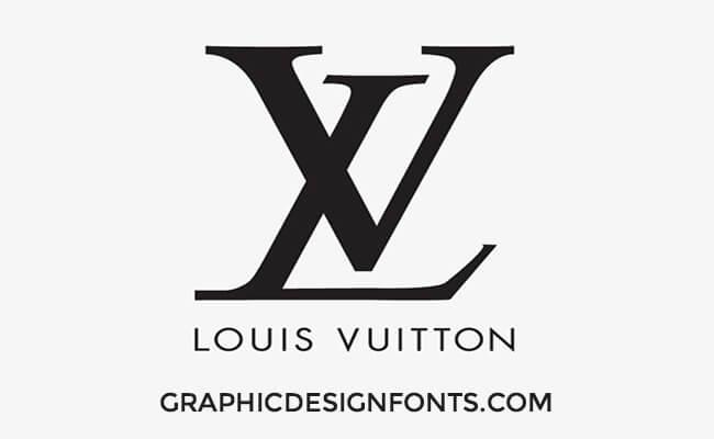 Louis Vuitton Font Download - Graphic Design Fonts