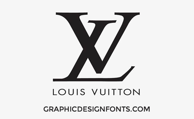 Louis Vuitton Font Family Free Download