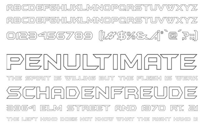 Batman Forever Font Download