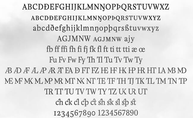 Minipax Font Family Download
