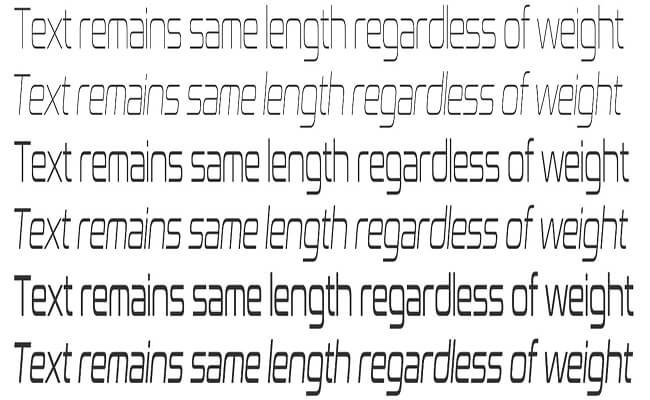 Conthrax Font Free Download