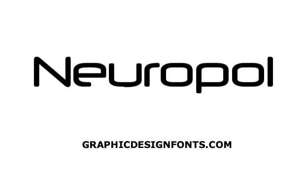 Neuropol Font Family Free Download