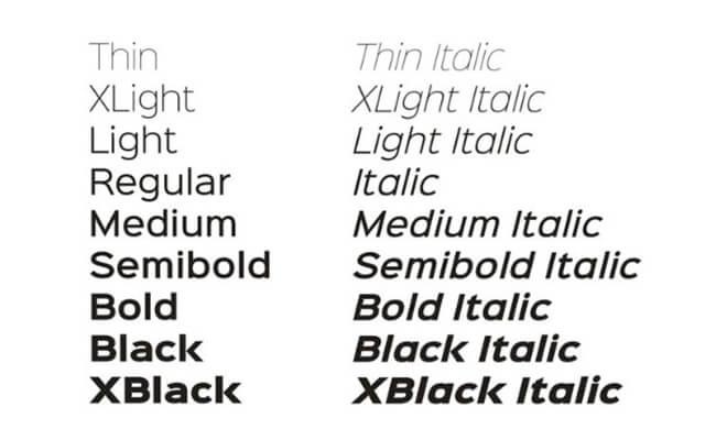 Sinkin Sans Font Free Download
