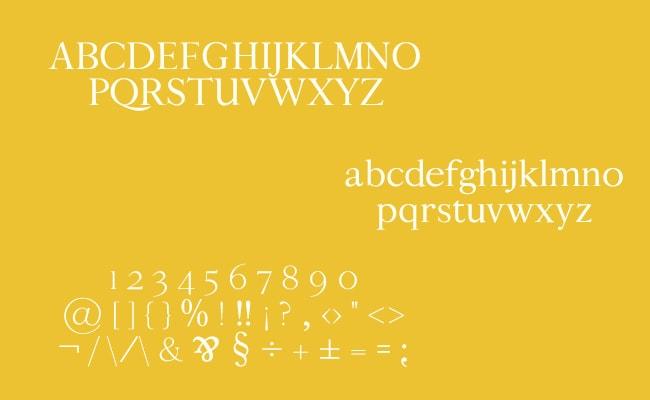 Elaris Font Family Download