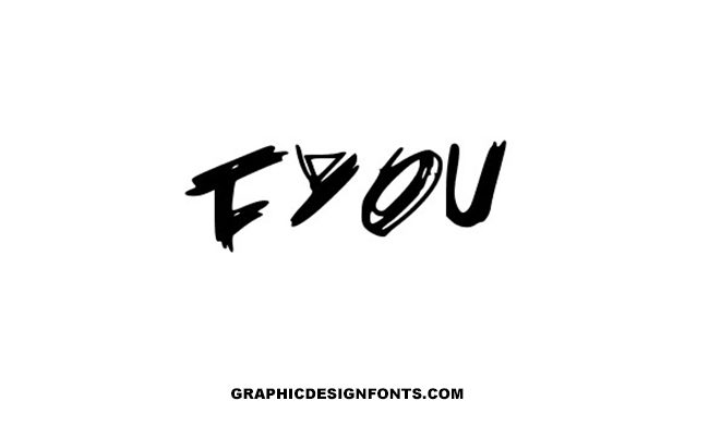 FYou Font Family Free Download