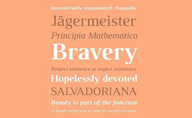 Luthier Font Family Download