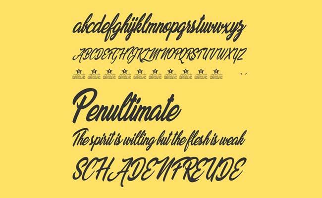 Palomita Font Free Download