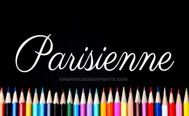 Parisienne Font Family Free Download