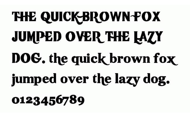 Pizza Hut Font Free Download