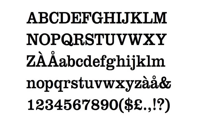 Sony Font Family Download