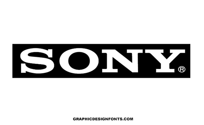 Sony Font Family Free Download
