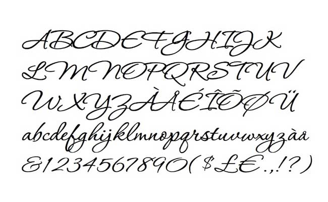 Corinthia Font Free Download