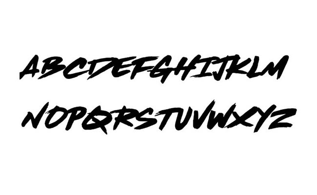 Dead Stock Font Family Download