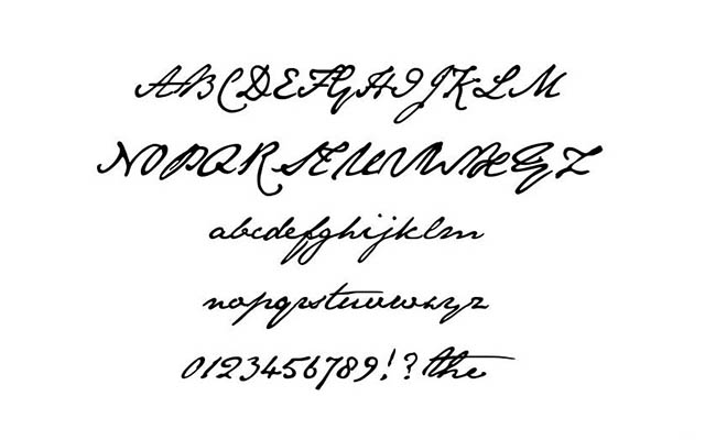Jane Austen Font Free Download