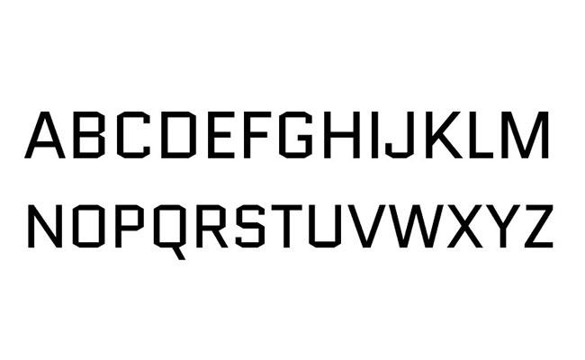 Quantico Font Free Download