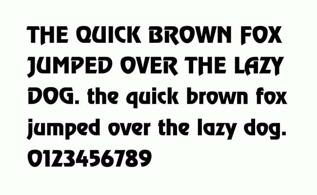 Renfrew Font Family Download