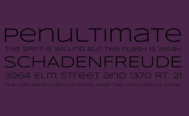 Syncopate Font Family Download