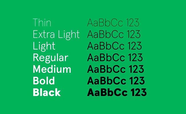 Apercu Font Family Download