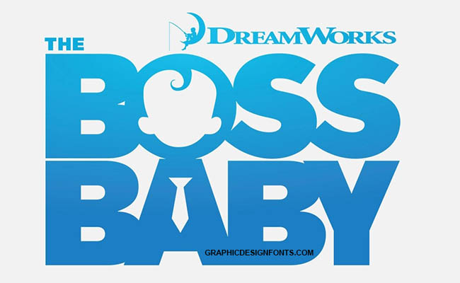 Boss Baby Font Family Free Download
