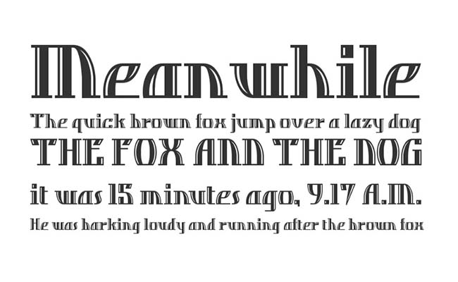 Dos Equis Font Free Download