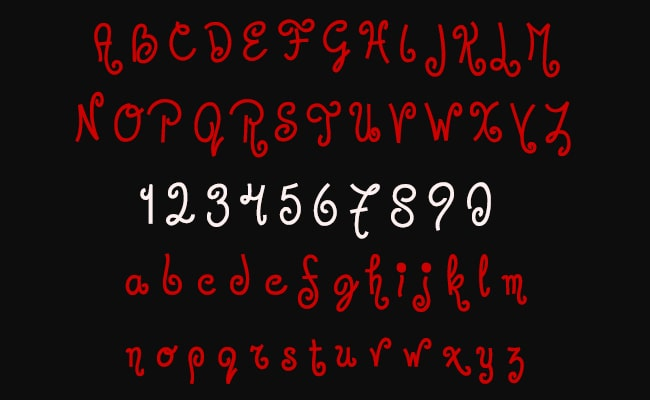 Jandles Font Family Free Download By Typodermic Fonts