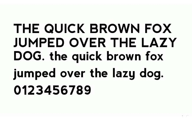 Nevis Font Free Download