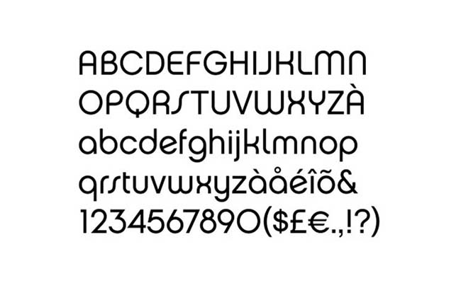 Chalet Font Family Download