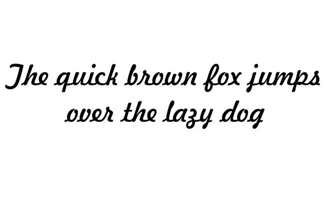 Krispy Kreme Font Family Download