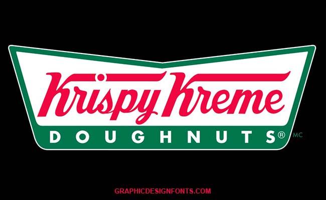 Krispy Kreme Font Family Free Download