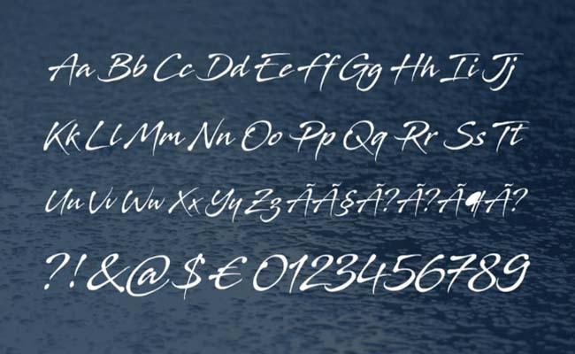 Stingray Font Free Download