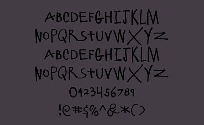 Elliotsix Font Family Download