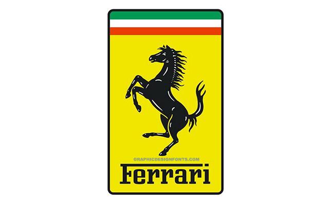 Ferrari Font Family Free Download