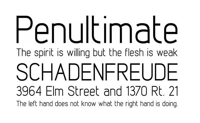 Lintel Font Family Download