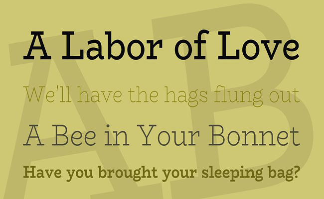 Biorhyme Font Free Download