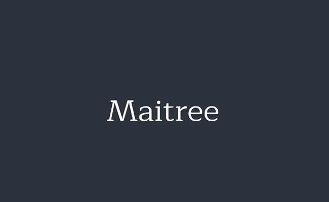 Maitree Font Family Free Download