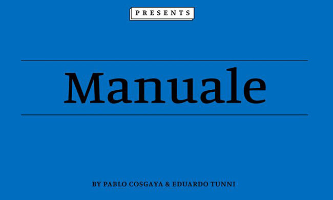 Manuale Font Family Free Download