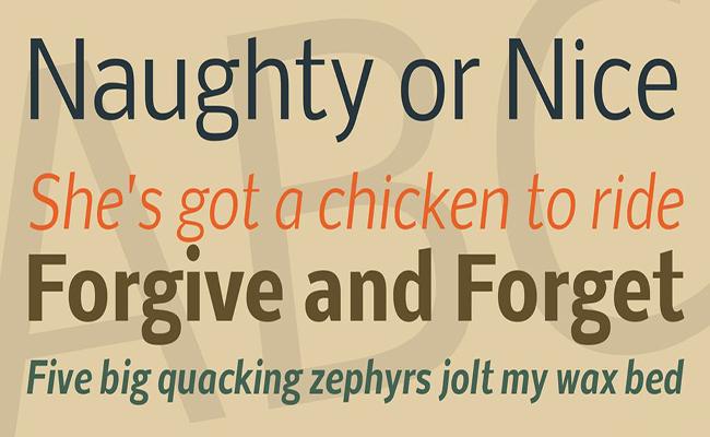 Nobile Font Free Download