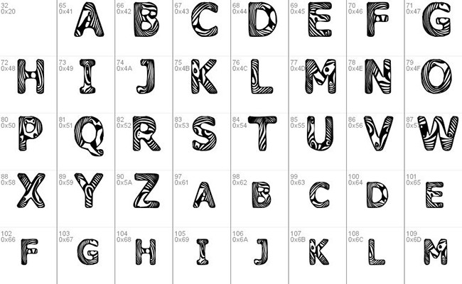 Candy-Kisses-Font-Family-Download