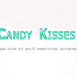 Candy Kisses Font Family Free Download