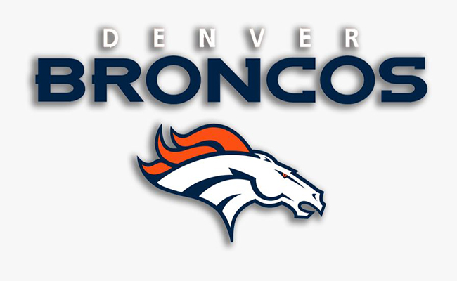 Denver Broncos Font Family Free Download