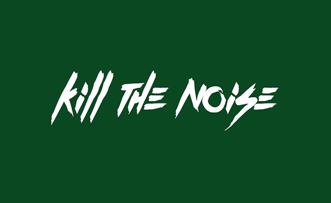 Kill The Noise Font Family Free Download