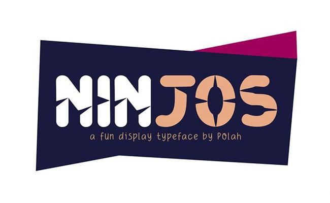 Ninjos-Font-Family-Download