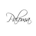 Paloma Negra Font Family Free Download