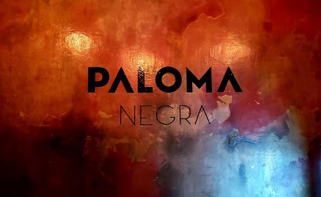 Paloma Negra Font Free Download