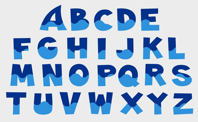 Baby-Shark-Font-Family-Download