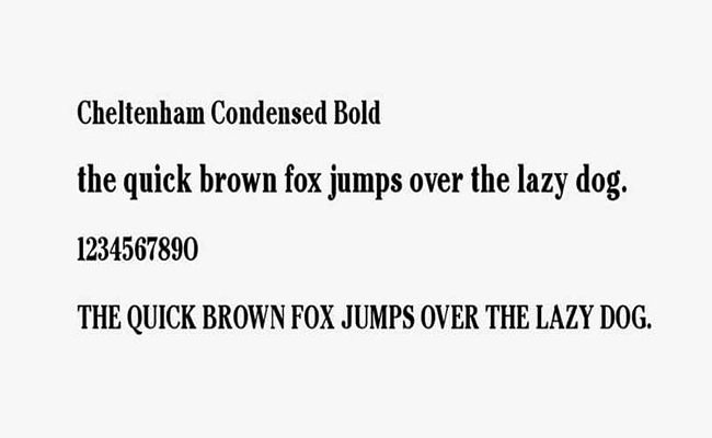 Cowboy Bebop Font Free Download